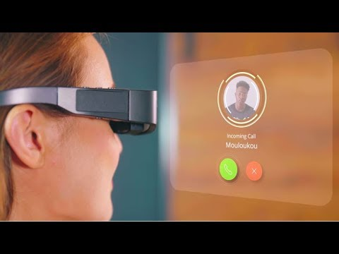 Top 5 Best Smart Glasses You Must Buy 2018 | Futuristic Gadgets