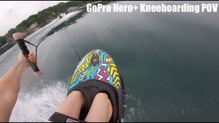 GoPro Hero+ Kneeboarding POV