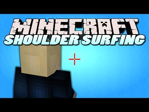 Minecraft Mods Shoulder Surfing Mod Minecraft Mod Showcase