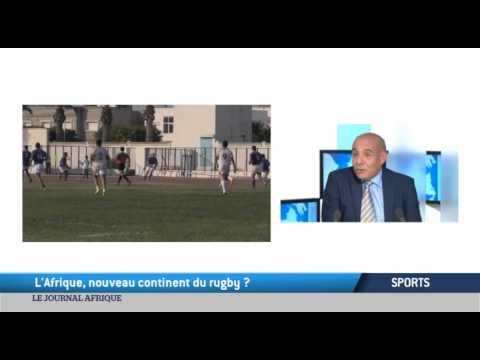 TV5MONDE : L'essor du rugby en Afrique