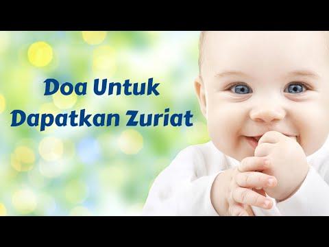 Doa Untuk Mendapatkan Zuriat