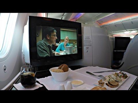 Flight Report | Qatar Airways Boeing 787 Business Class Brussels To Doha