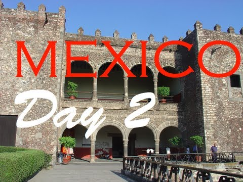Our Class Trip to Mexico Cuernavaca (Arrival + Park) - DAY 2