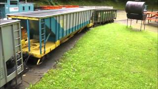 Junction Valley Railroad Equipment Overview