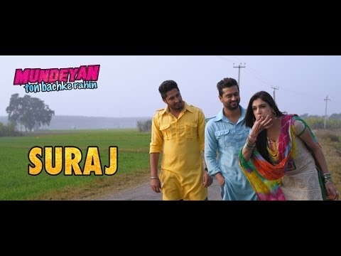 Suraj | Mundeyan Ton Bachke Rahin | Roshan Prince  Jassi Gill...