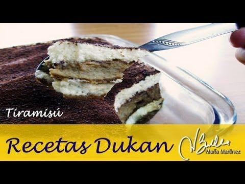 Tiramisu Dukan de Ana (fase Crucero) / Dukan Diet Tiramisu by Ana