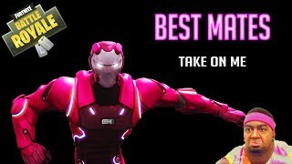 BEST MATES  -  Take On Me  |  FORTNITE