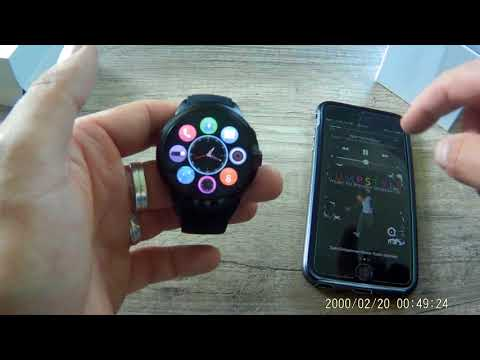 DIGGRO DI01 - Smartwatch - Unboxing + Review!