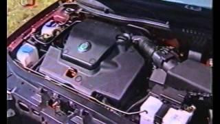 Auto-moto-revue test Octavia-I 1.6-MPI (1997)