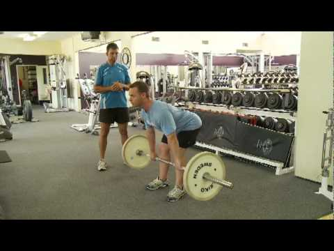 Australian fitness Academy - Online fitness courses - Single Leg Romanian Deadlift - Web.mov Image 1