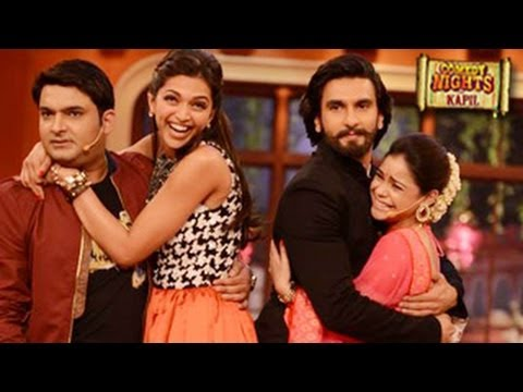 Comedy Nights DEEPIKA RANVEER SPECIAL EPISODE in Comedy Nights 10th November 2013 FULL EPISODE