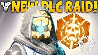 Destiny 2: NEW DLC RAID LAIR! Eater of Worlds, Bosses & Loot Rewards