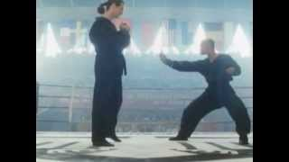 Amerykanin z Shaolin part 7/7 Lektor PL