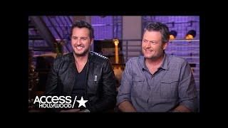 'The Voice': Luke Bryan Joining Season 12 As Blake Shelton's Advisor (Exclusive)