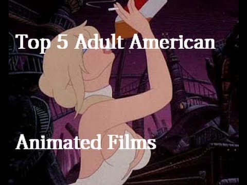Top 5 Adult American Animated Films video