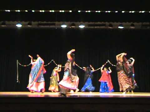 2010 - IAB Buffalo NY - India Republic Day Celebration - Garba...
