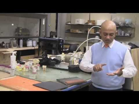 Dr. Raman Singh Discusses His Carpet Recycling Research