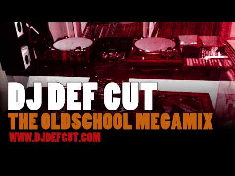 Dj Def Cut - The Oldschool Megamix (mixtape) video
