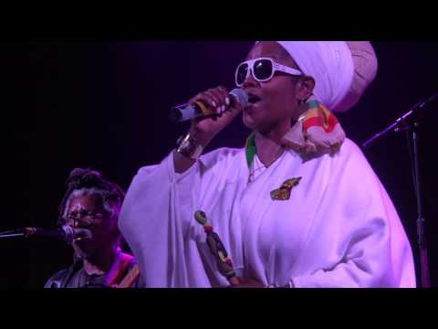 Sister Carol One Love One Heart Reggae Festival Sep 19  2015 whole show
