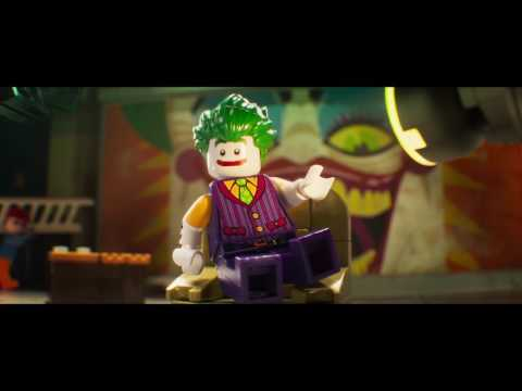 The LEGO Batman Movie -