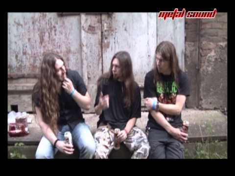 Metal Sound: Kalmah Interview Part I