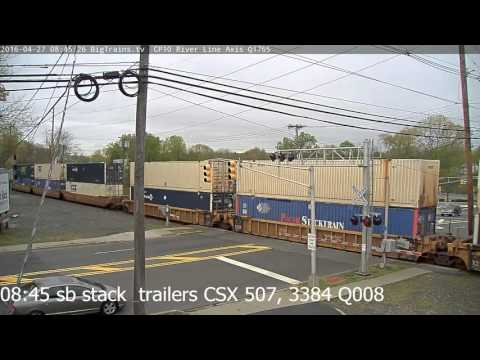 BigTrains.TV April 27 2016 2015 Daily Video Blog for CP 10