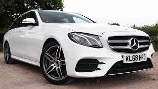 Mercedes E200 E Class Estate AMG Line (Review)