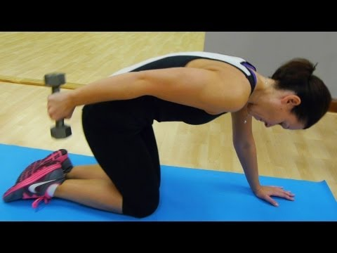 Women's Toning Hardbody Workout