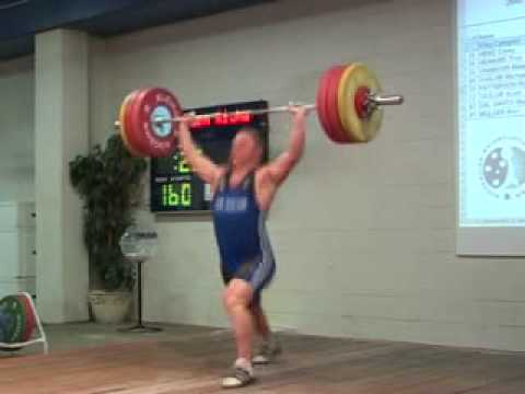 Power Clean, Jerk 352lb Image 1
