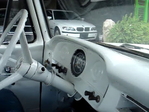 Ford 100 Camioneta Clasica 1965