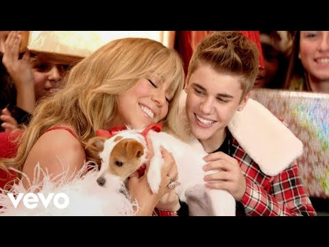 Justin Bieber Duet with Mariah Carey - All I Want For Christmas Is You (SuperFestive!) (Shazam V...