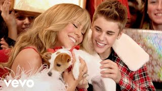 Клип Justin Bieber - All I Want For Christmas Is You ft. Mariah Carey