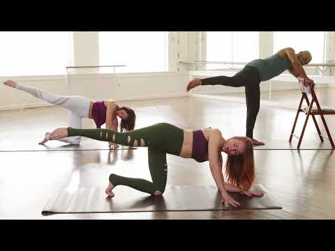 Booty Barre Workout with Adrienne Kimberley thumbnail
