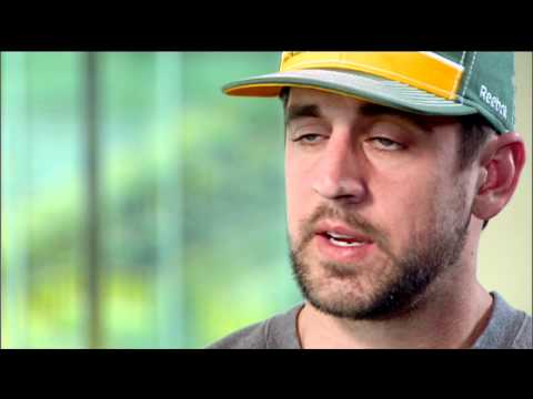 Aaron Rodgers sits down with the NFL Today