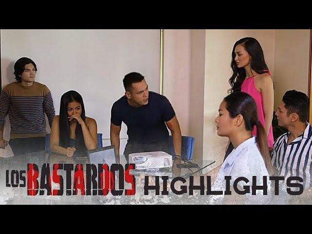 Connor, Lorenzo at Isagani, nagtalo sa gagawing imbestigasyon | PHR Presents Los Bastardos
