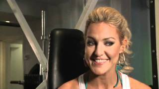 Fitness Celebrity Trainer Natalie Lowe Part 1