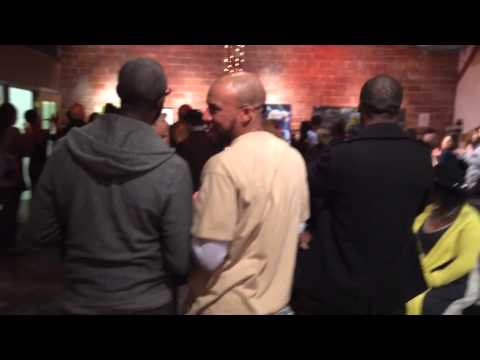 In Search Of Sheba: Black Women Artists 2014 Opening Reception Warehouse 416 video