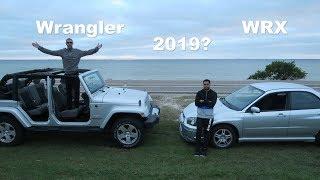 NEW CARS FOR 2019 Subaru WRX & Jeep Wrangler