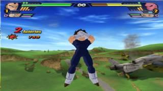 Dragon Ball Z Budokai Tenkaichi 3 Segunda Batalla