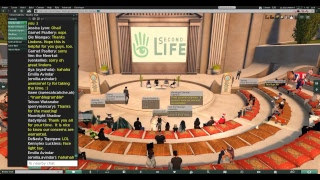 Second Life | November 2018 Townhall Meeting with Linden Lab and The Lindens