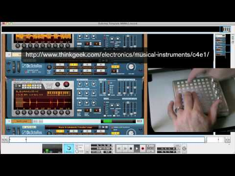 Music Making Month - Controllerism with James Bernard