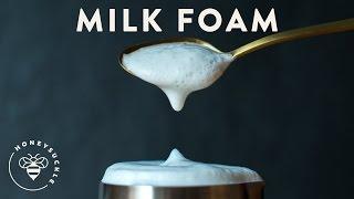 How to Foam Milk for a Latte 3 Ways - COFFEE BREAK SERIES