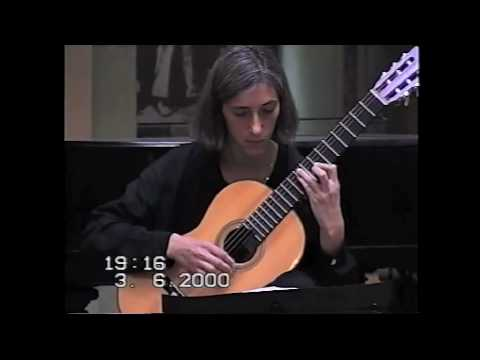 Santiagueña - María Luisa Anido