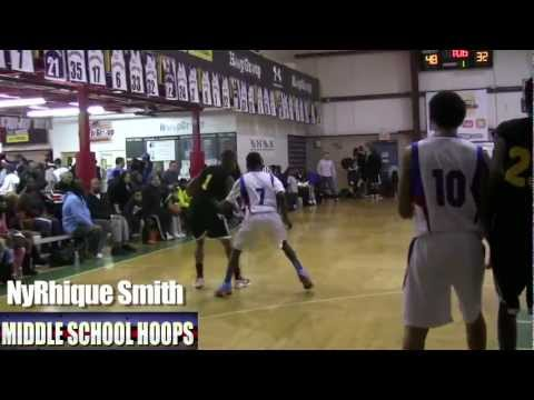 2012 John Lucas Middle School Combine Preview Video - Jashaun Agosto
