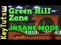 Learn To Play Green Hill Zone From Sonic The Hedgehog Insane Mode mp3