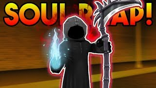 NEW SOUL REAP SKILL! | ROBLOX: Super Power Training Simulator
