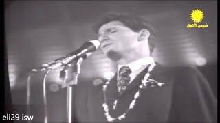 اغاني حفلات رائعة من عبد الحليم حافظ  /  سواح - الهوا هوايا - يا خلى القلب - زي الهوى