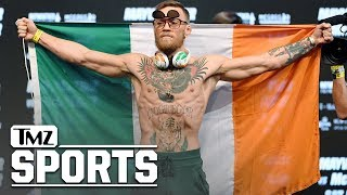 Conor McGregor Announces Retirement, Dana White Believes Him | TMZ Sports