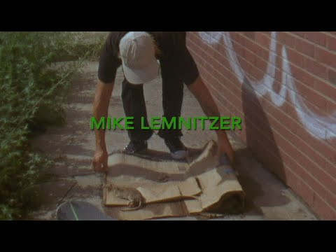 Mike Lemnitzer, Skating Is Easy Part