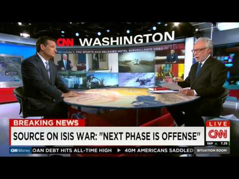 Sen. Ted Cruz Discusses ISIS Strategy on the Situation Room